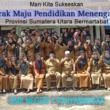 Gerak Maju Pendidikan Menengah Provinsi Sumatera Utara Bermartabat